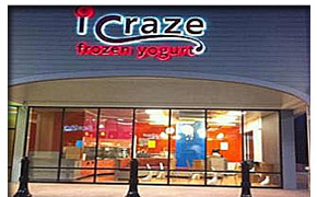 iCraze Frozen Yogurt