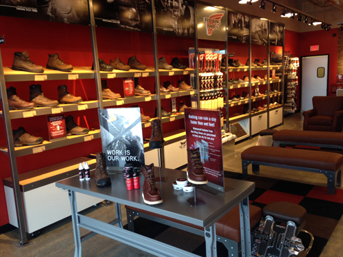 Red Wing Shoes | White City Shopping Center | Shopping and Dining ...